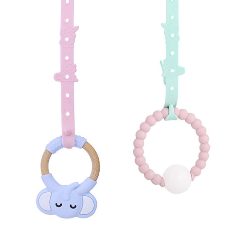pacifier clip chain